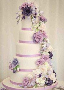 Foto di torte nuziali