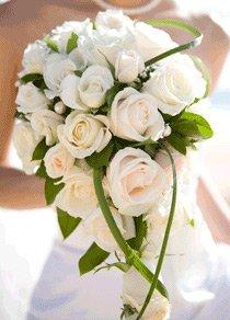Foto di bouquet per la sposa