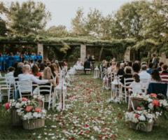 È tempo di matrimonio country chic
