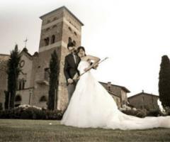 Matrimonio sul campo da golf