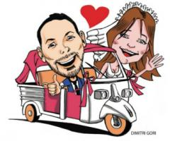 Il matrimonio a fumetti