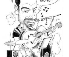 Dimitri Gori Caricaturista Matrimoni