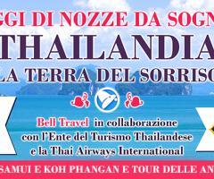 Bell Travel - Viaggi di nozze in Thailandia