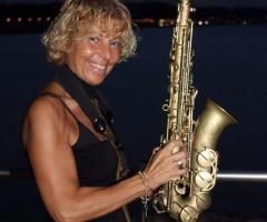 Sax Blond Letizia Brunetti