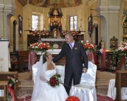 Matrimonio di Marinella e Matteo