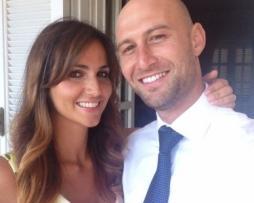 Matrimonio di Rosa e Leandro