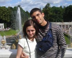 Matrimonio di Alexandra e Stefano